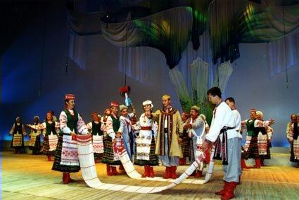 Українська народна пісня спасибі